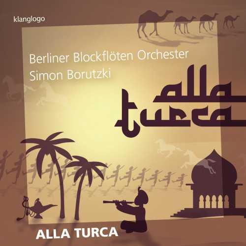 Borutzki: Alla turca (24/44 FLAC)