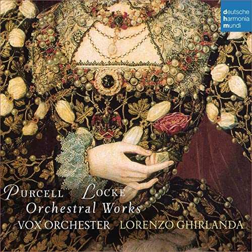 Ghirlanda: Purcell, Locke - Orchestral Works (24/96 FLAC)