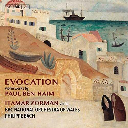 Itamar Zorman - Evocation (24/96 FLAC)