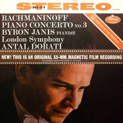 Janis: Rachmaninoff - Piano Concerto no.3 in D Minor op.30 (24/96 FLAC)