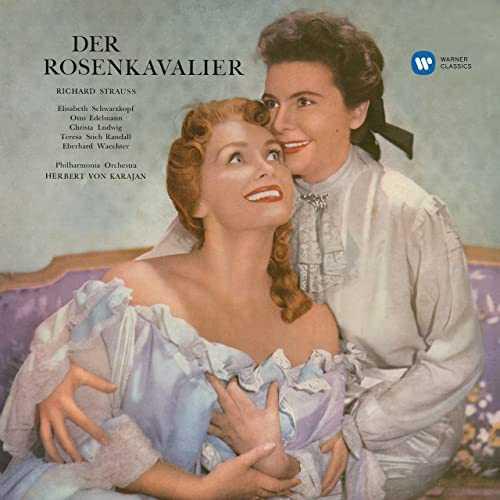Schwarzkopf, Karajan: Strauss - Der Rosenkavalier (24/96 FLAC)