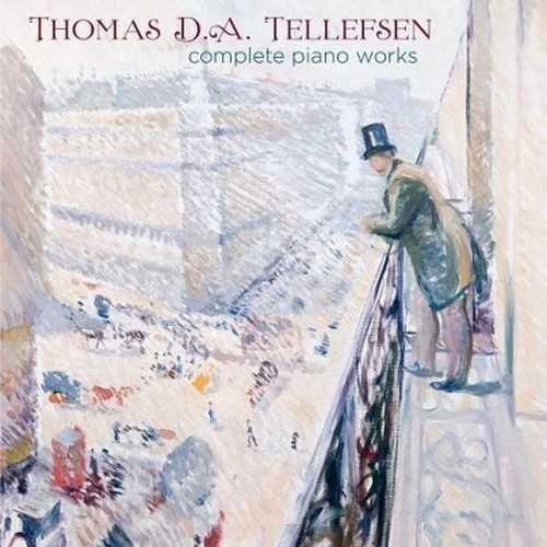 Larsen: Tellefsen - Complete Piano Works (24/192 FLAC)