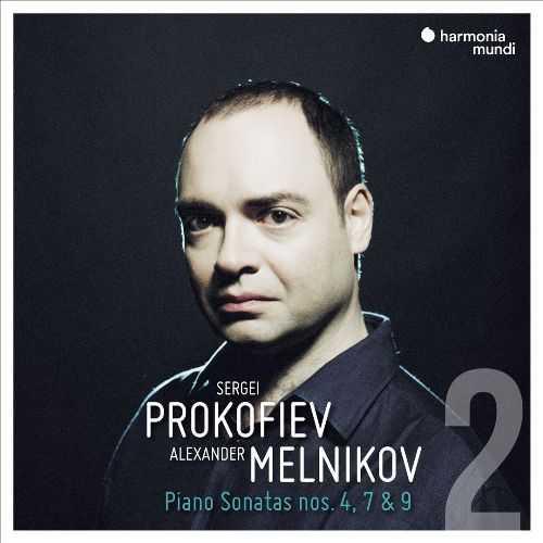 Melnikov: Prokofiev - Piano Sonatas no.4,7,9 (FLAC)