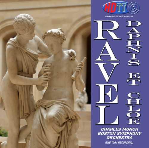 Munch: Ravel - Daphnis et Chloe (24/96 FLAC)