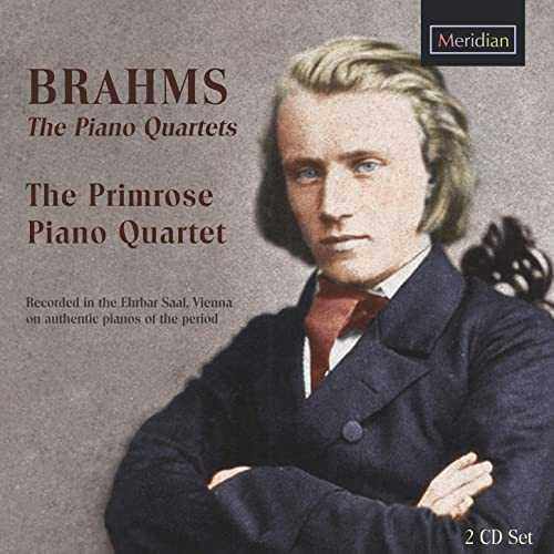 The Primrose Piano Quartet: Brahms - The Piano Quartets (24/192 FLAC)