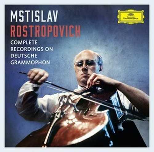 Rostropovich - Complete Recordings on Deutsche Grammophon (FLAC)