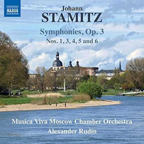 Rudin: Stamitz - Symphonies no.1,3,4,5,6 op.3 (24/96 FLAC)