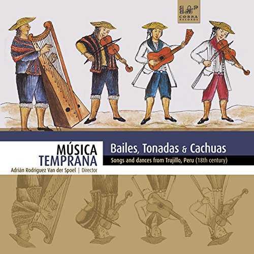 Spoel: Bailes, Tonadas & Cachuas (24/88 FLAC)