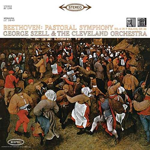 Szell: Beethoven - Symphony no.6 in F Major op.68 Pastoral (24/192 FLAC)