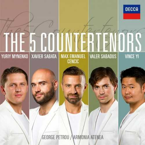 The 5 Countertenors (24/96 FLAC)