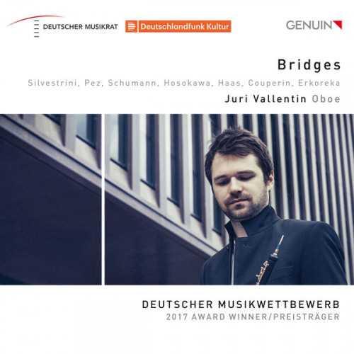 Juri Vallentin - Bridges (24/96 FLAC)