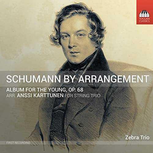 Schumann by Arrangement (24/48 FLAC)