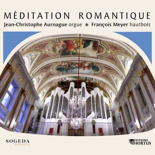 Aurnague, Meyer: Méditation romantique (24/96 FLAC)