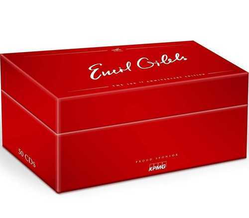 Emil Gilels: The 100th Anniversary Edition (50 CD box set FLAC)