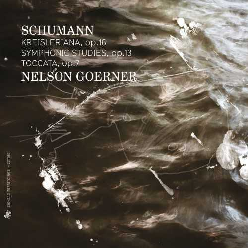 Goerner: Schumann - Kreisleriana, Symphonic Studies, Toccata (24/88 FLAC)