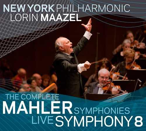 Maazel: Mahler - Symphony no.8 (24/96 FLAC)