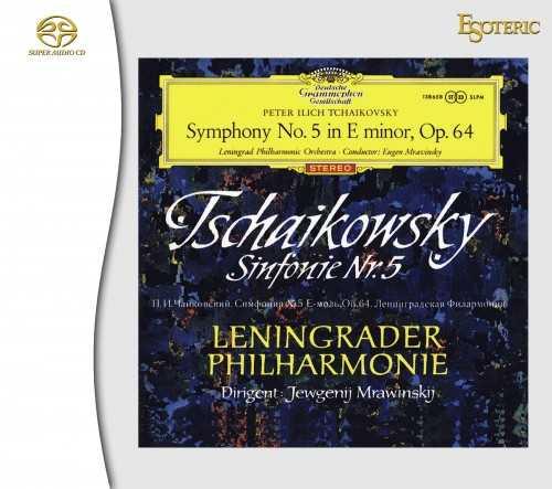 Mravinsky: Tchaikovsky - Symphony no. 5 (SACD)