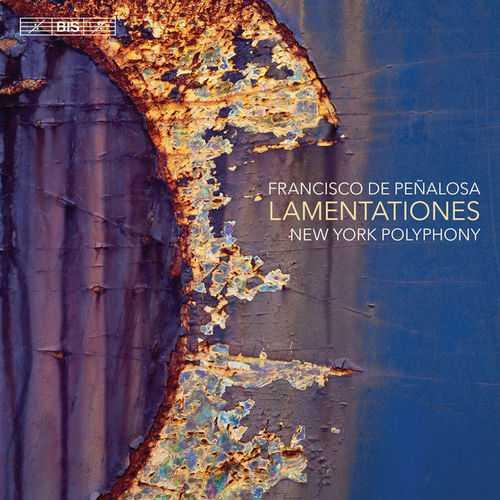 New York Polyphony: Lamentationes (24/96 FLAC)