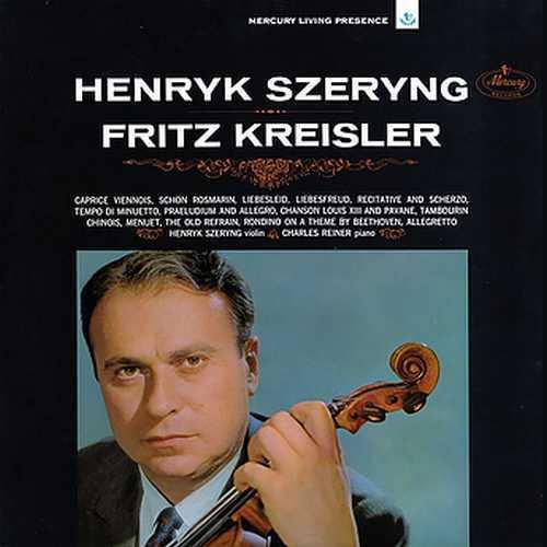 Henryk Szeryng - Fritz Kreisler (24/192 FLAC)