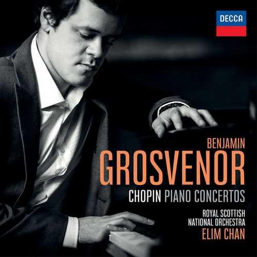 Grosvenor: Chopin - Piano Concertos (24/96 FLAC)