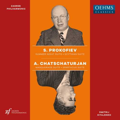 Kitayenko: Prokofiev, Khachaturian - Orchestral Works (24/48 FLAC)
