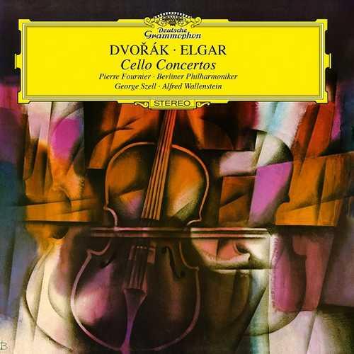 Fournier: Dvorak, Elgar - Cello Concertos (24/192 FLAC)