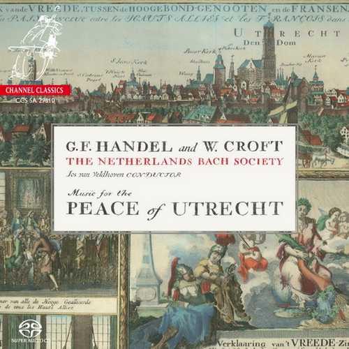 Handel, Croft - Peace of Utrecht (24/192 FLAC)
