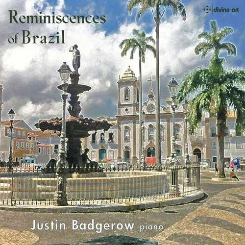 Justin Badgerow - Reminiscences of Brazil (24/96 FLAC)