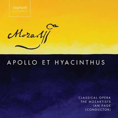 Page: Mozart - Apollo Et Hyacinthus (24/192 FLAC)