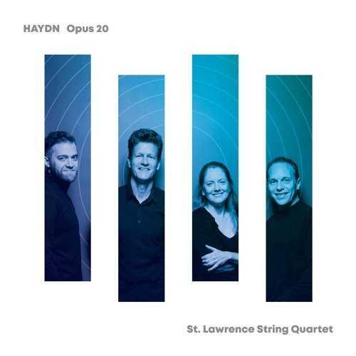 St. Lawrence String Quartet: Haydn - Opus 20 (24/96 FLAC)