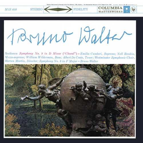 Walter: Beethoven - Symphony no.9 op.125 'Choral' (24/96 FLAC)