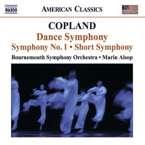 Alsop: Copland - Dance Symphony, Symphony no.1, Short Symphony (24/44 FLAC)