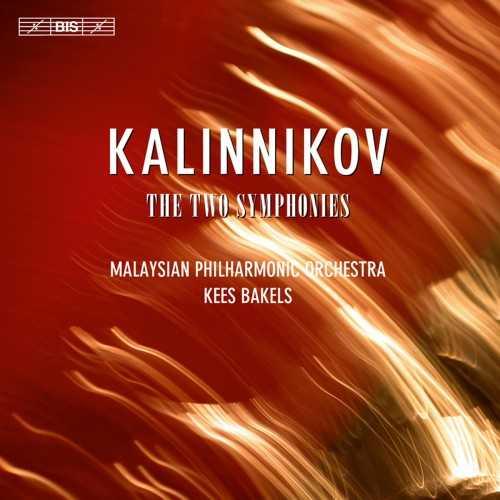 Bakels: Kalinnikov - The Two Symphonies (24/44 FLAC)