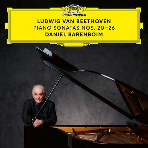 Barenboim: Beethoven - Piano Sonatas no. 20-26 (24/96 FLAC)
