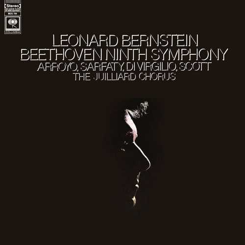 """Bernstein: Beethoven - Symphony no.9 in D Minor op.125 """"Choral"""" (24/192 FLAC)"""