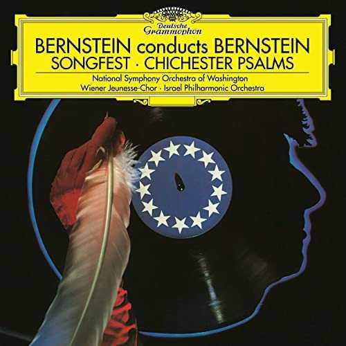 Bernstein conducts Bernstein - Songfest, Chichester Psalms (24/96 FLAC)