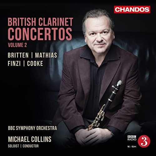 British Clarinet Concertos vol.2 (24/48 FLAC)
