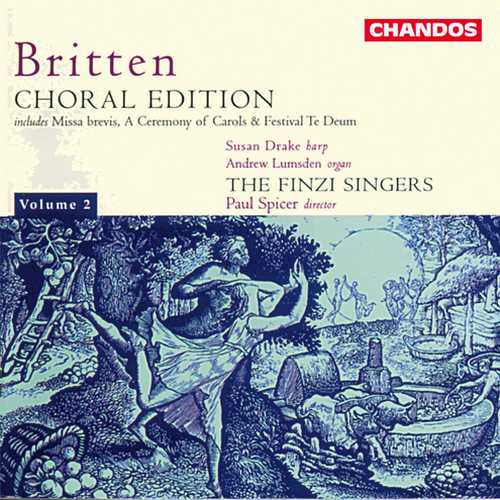 Benjamin Britten - Choral Edition vol.2 (FLAC)