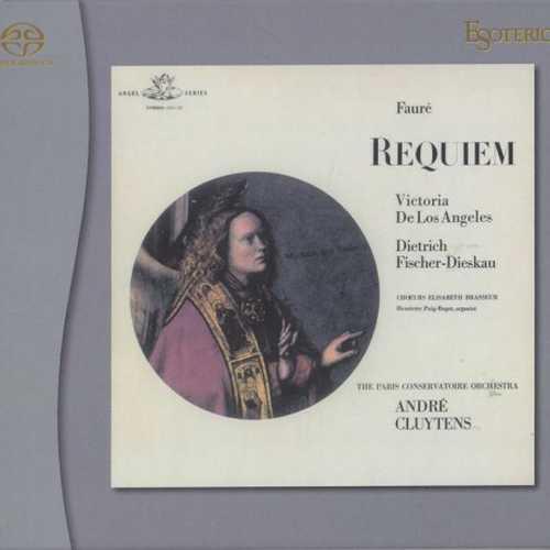 Cluytens, Fischer-Dieskau: Faure - Requiem op.48 (SACD)