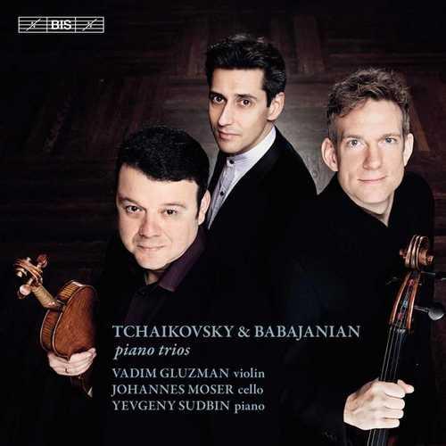 Gluzman, Moser, Sudbin: Tchaikovsky & Babajanian - Piano Trios (24/96 FLAC)