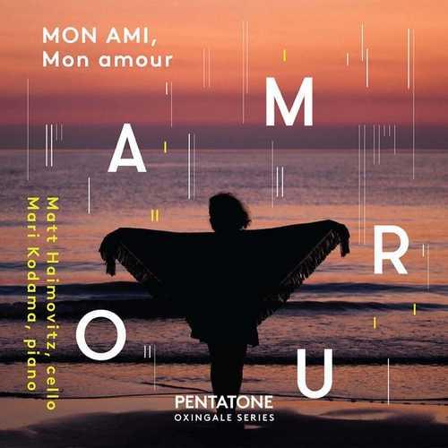 Haimovitz, Kodama - Mon ami, mon amour (24/96 FLAC)