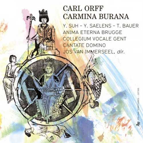 Immerseel: Orff - Carmina Burana: Cantiones profanae (24/96 FLAC)