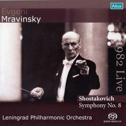 Mravinsky: Shostakovich - Symphony no.8 1982 (SACD)