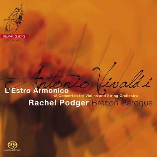 Podger: Vivaldi - L'Estro Armonico (24/192 FLAC)