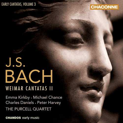 The Purcell Quartet: J.S. Bach - Early Cantatas vol.3 (24/96 FLAC)