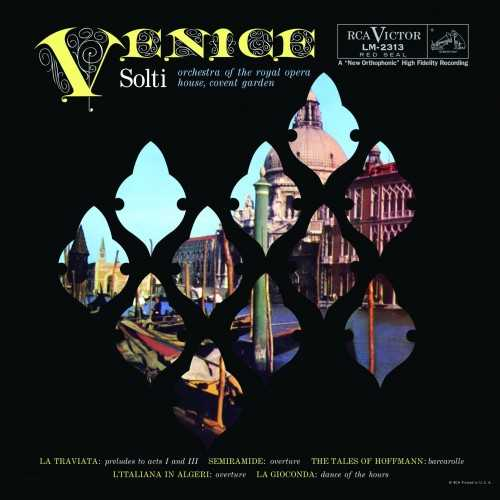 Solti: Venice - Overtures & Intermezzos (SACD)