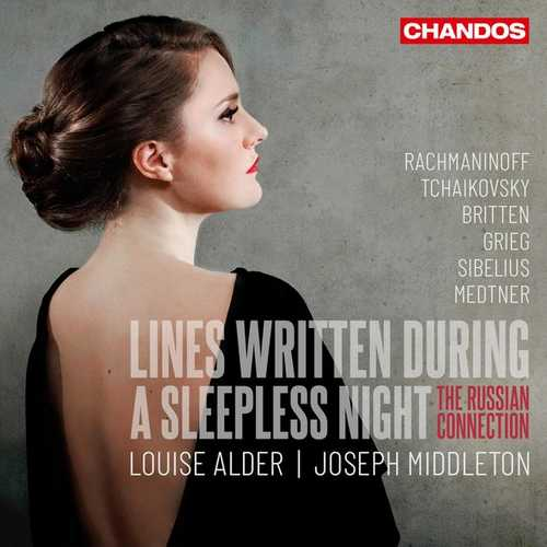 Alder, Middleton: Lines Written During a Sleepless Night (24/96 FLAC)