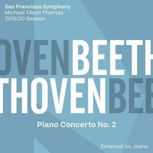 Emanuel Ax: Beethoven - Piano Concerto no.2 (24/96 FLAC)
