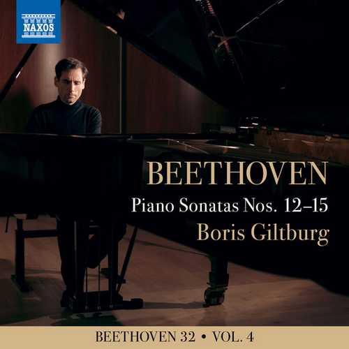 Boris Giltburg - Beethoven 32 vol.4. Piano Sonatas Nos. 12-15 (24/96 FLAC)