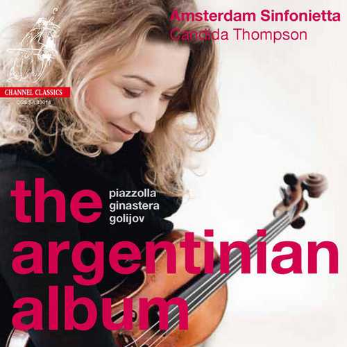 Candida Thompson - The Argentinian Album (24/192 FLAC)